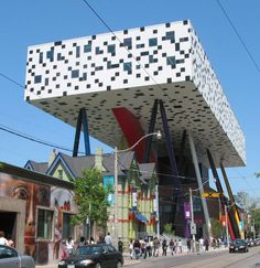 Alsop, Will: Sharp Centre for Design - Ontario College of Art ...