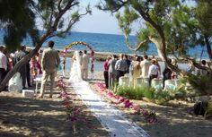 dream weddings in Sitia