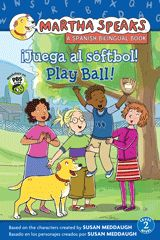 Now available in a Spanish/English bilingual edition! In this Level 2 early reader, Martha the talking dog helps Truman overcome his fear of playing in the big game.