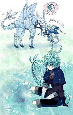Fire Emblem: If/Fates - Kamui and Deere