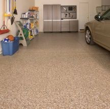 Rubber Garage Flooring, Garage Flooring Options, Flooring Ideas, Garage Epoxy, Garage Paint Colors, Garage Floor Paint, Home Design, Floor Design, Design Ideas
