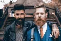 Grow a healthy mustache and beard with Beard and Company's all-natural hair and beard care products made in Colorado. Vitamins For Beard Growth, Crazy Beard, Best Beard Styles, Hipster Beard, Short Beard, Perfect Beard, Beard Tattoo, Beard No Mustache, Beard Care
