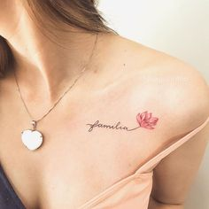 14 sexy tattoos for women with meaning Small Girl Tattoos, Family Tattoos, Trendy Tattoos, Sexy Tattoos, Tattoos For Women, Tatoos, Tattoo Small, Sexy Tattoo Girls, 42 Tattoo