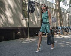 New York Fashion Week SS2014 - Columbus Avenue | THE STYLESEER