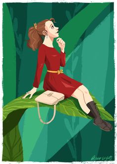 Illustrations by Phillip Light | Disney Bound