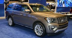 All-New 2018 Ford Expedition Adopts Aluminum And Drops 300 Pounds