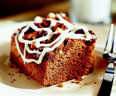 Purchased gingersnap cookies and a cake mix make this coffee cake come together quickly.