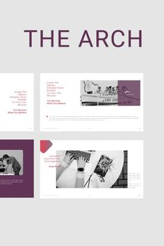 The Arch Keynote #PresentationTemplate is a minimalist style presentation template, perfect to use for business presentations, lookbook slides, project pitching, and many more. FILES INCLUDED: KEY Version & Documentation