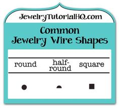 Jewelry wire wire gauge size conversion chart comparing awg everything you ever wanted to know about jewelry wire jewelry tutorial headquarters keyboard keysfo Image collections