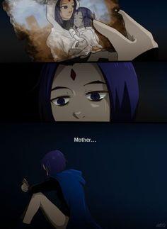 Raven misses her mother
