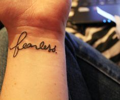 cause i don't know how it gets better than this...headfirst, fearless<3