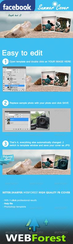 Polaroid Full Adjustable Action Polaroid, Action and Full,double, - sample facebook timeline