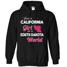 A CALIFONIA-SOUTH DAKOTA girl Pink04 - #grey hoodie #sweater vest. GET => https://www.sunfrog.com/States/A-CALIFONIA-2DSOUTH-DAKOTA-girl-Pink04-Black-Hoodie.html?68278
