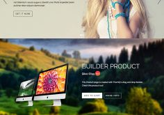 Flatshop A Parallax WooCommerce Responsive WordPress Theme By Themify
