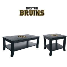 Use this Exclusive coupon code: PINFIVE to receive an additional 5% off the Boston Bruins Table Set at SportsFansPlus.com