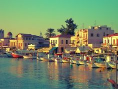 30 minutes away from Athens lays a little gem, Aigina island - Greece.......Wish I was there..