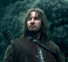 """Faramir, one of my faves from """"The Two Towers"""" and """"The Return of the King"""""""