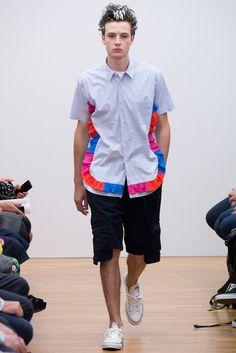 Comme des Garçons Shirt, Look #15