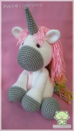 Les presento a Júpiter #IbelieveinUnicorns #Ibelieveinmagic #unicornsandrainbows #ponelecoloratuvida #regalaamigurumis #amigurumi #crochet #ganchillo • Patrón   Pattern: Sweet Oddity Art