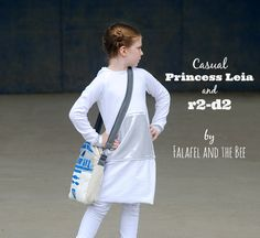 Crafting Con Contestant: Princess Leia and R2