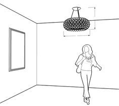 Awesome Lightology|Chandelier Size Calculator (www.ChefBrandy.com). Dining Room ...