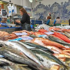Check out this photo from USA TODAY:  Famous fish and seafood markets around the world  http://usat.ly/1SbnbBE