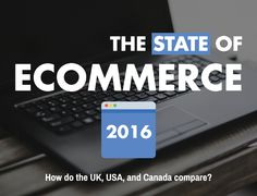 [#infographic] The State of #Ecommerce #2016: How do the #UK, #USA, and #Canada compare? http://blog.virtuallogistics.ca/infographic-the-state-of-ecommerce-2016-how-do-the-uk-usa-and-canada-compare