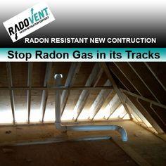 Passive Radon Mitigation