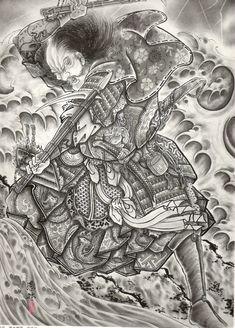 1000 Demons - Horiyoshi III