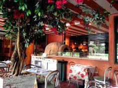 Como é o restaurante Piccola Italia, no Itanhangá.