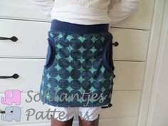 LIV skirt sizes NB to 9/10 EN | Sofilantjes Patterns - Free pattern. Also available in Dutch.