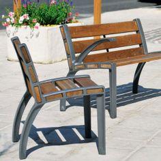 Chair for public spaces ATHÈNES AREA