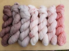 Regular price for 7 skeins would be $154.00 This fade is dyed to order. The kits is designed to be used with the ever popular find your fade shawl pattern. The pattern can be found here.... http://www.ravelry.com/patterns/library/find-your-fade You will need 7 colors The yarn yardage needed is as follows. Fingering weight Color A - (80yd/ 20g) Color B - (160yd/ 40g) Color C - (240yd/ 60g) Color D - (260yd/ 65g) Color E - (280yd/ 70g) Color F -...