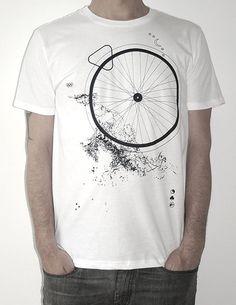 """The Bike"" tee"