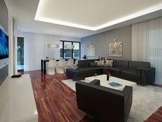 Wnętrza do projektu Neptun 5 (131 m2). Optymalny projekt domu parterowego. Pełna prezentacja projektu znajduje się na stronie: https://www.domywstylu.pl/projekt-domu-neptun_5.php. #projekty #domy #projekty gotowe #projekty parterowe #domywstylu #mtmstyl #wnętrza #style #design #interiors #home #houses #pracownia projektowa