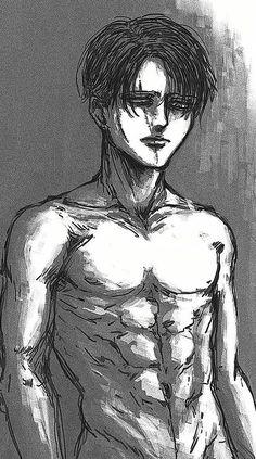 Attack On Titan Fanart, Attack On Titan Levi, Eren E Levi, Hxh Characters, Eruri, Anime Boyfriend, Fanarts Anime, Cute Anime Guys, Animes Wallpapers