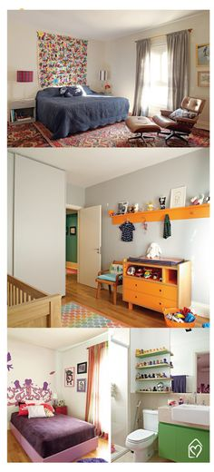 Apartamento Colorido!