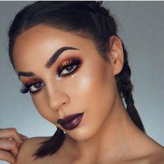 "49.9k Likes, 121 Comments - Jeffree Star Cosmetics (@jeffreestarcosmetics) on Instagram: ""Makeup goddess @dianamaria_mua looks stunning in our  #velourliquidlipstick shade ""No Tea, No…"""