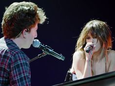 WATCH: Selena Gomez and Charlie Puth Perform Their Hit Duet 'We Don't Talk Anymore' Live for the First Time http://www.people.com/article/selena-gomez-charlie-puth-we-dont-talk-anymore-live
