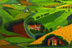 Amazing Hockney