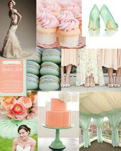 feminine and romantic wedding