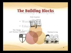 WEAVING GOD'S PROMISES, an Episcopal curriculum for children - Video introducing this curriculum and how you can use it in your church (via YouTube)