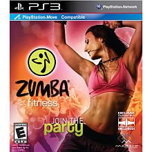 Zumba Fitness - Motion Control for Sony PS3