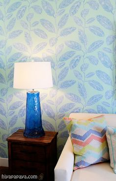 House of Turquoise:  Four Chairs Furniture and Hiya Papaya Photography