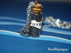 Captain HOOK Magical Necklace with a Pirate Ship by FandomMagic, $16.00
