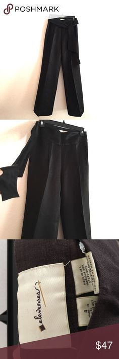 """NEW Anthropology elegant wide leg pants New elegant dress pants! Great with high heels!  Im open for reasonable offers! About  32"""" inseam Anthropologie Pants Wide Leg"""