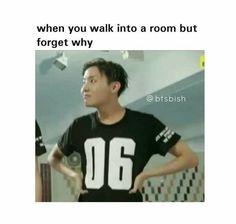 I can relate to that Bts Funny, Bts Memes Hilarious, Video Hilarante, Memes Bts Español, Comedy Memes, Drama Memes, Bts Quotes, Album Bts, Bts Boys