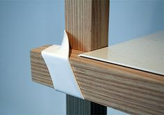Fancy a Joint?: innovative joinery in new furniture design Fancy a Joint?: innovative joinery in new Design Furniture, New Furniture, Furniture Making, Luxury Furniture, Diy 3d Drucker, Joinery Details, Regal Design, Wood Joints, Diy Home
