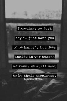 Your happiness is all that matters to me.I just wish you would give me a chance to be your happy again. Cute Quotes, Sad Quotes, Great Quotes, Quotes To Live By, Inspirational Quotes, Quotable Quotes, Awesome Quotes, Meaningful Quotes, The Words