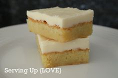 Katherine's Kitchen: Serving Up {Brownies}: White Chocolate Brownie Decadence